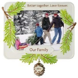 2016 Better Together, Photo Holder