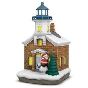 2016 Holiday Lighthouse #5, Magic Cord