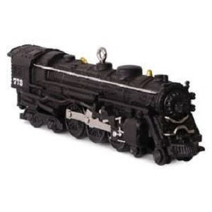 2016 773 Hudson Steam Locomotive, Lionel Trains #21