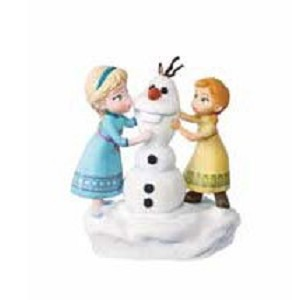 2016 Do You Want to Build a Snowman?, Magic, Frozen, Disney
