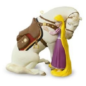 2016 A Girl's Best Friend, Tangled, Disney