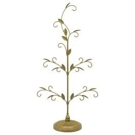 2016 Continuity: 12 Little Days Of Christmas - Gold Miniature Tree