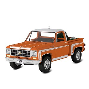 2017 1976 Chevrolet C-10 Sport - 23rd in the All-American Trucks Series