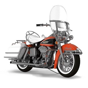 2017 1968 FLH Electra Glide #19