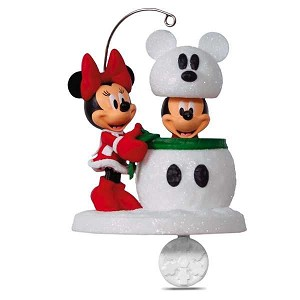 2017 Snowmouse Surprise - Disney Mickey and Minnie