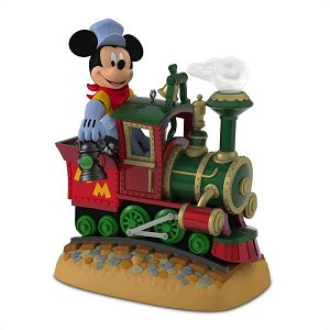 2017 Mickey's Magical Railroad-Disney Mickey Mouse, Repaint , LIMITED EDITION - RARE