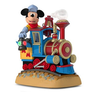 2017 Mickey's Magical Railroad - Disney Mickey Mouse, Magic