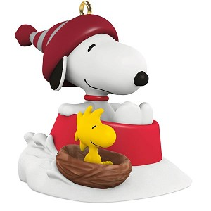 2017 Winter Fun With Snoopy #20, Miniature
