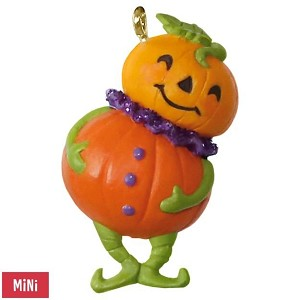 2017 Halloween - Pint Sized Pumpkin, Miniature