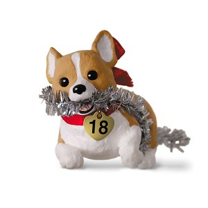 2018 Welsh Corgi, Puppy Love #28 - HARD TO FIND!