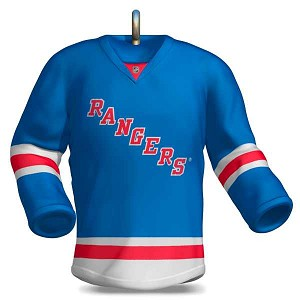 2018 New York Rangers Jersey