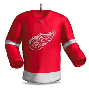 2018 Detroit Red Wings Jersey