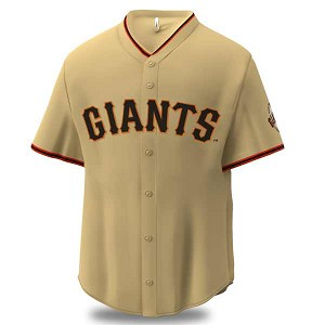 2018 San Francisco Giants Jersey