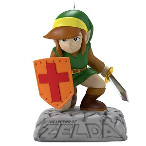 2018 Link, The Legend of Zelda, Nintendo, Magic