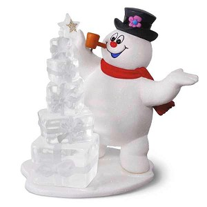 2018 A Jolly Happy Holiday, Frosty the Snowman