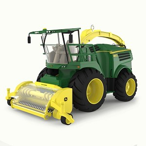 2018 John Deere 8800 Self-Propelled Forage Harvester