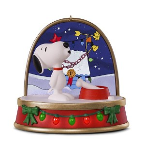 2018 Snoopy - A Charlie Brown Christmas, PEANUTS