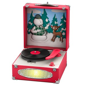 2018 Record Player, Rudolph the Red-Nosed Reindeer, Magic