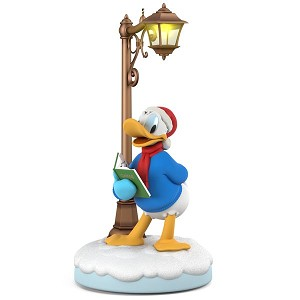 2018 Jolly Donald, Disney Christmas Carolers