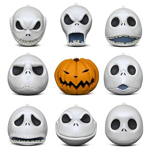 2018 The Many Faces of Jack Skellington, The Nightmare Before Christmas
