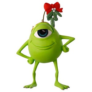 2019 Mistletoe Mike - Disney/Pixar Monsters, Inc.