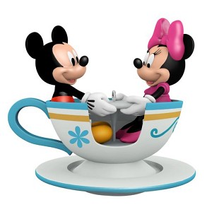 2019 Teacup for Two - Disney Mickey and Minnie - PRE-ORDER NOW - SHIPS AFTER OCT 7