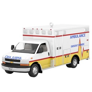 2019 2012 Chevrolet G4500 Ambulance - PRE-ORDER NOW - SHIPS AFTER OCT 7