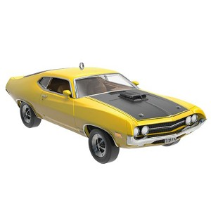 2019 1970 Ford Torino Cobra, Classic American Cars #29 - PRE-ORDER NOW, SHIPS AFTER JULY 13