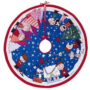 2019 A Charlie Brown Christmas Tree Skirt, Peanuts, Magic - PRE-ORDER NOW - SHIPS AFTER OCT 7