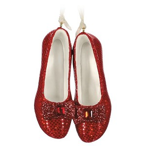 2019 RUBY SLIPPERS, The Wizard of Oz