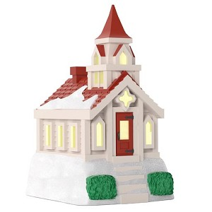 2019 Little Country Church, Miniature, Magic
