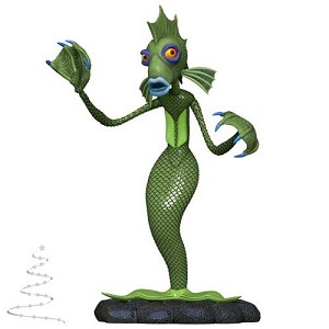 2020 Undersea Gal, Tim Burton's The Nightmare Before Christmas