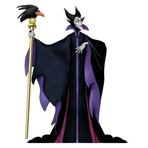 2020 Maleficent, Disney Sleeping Beauty - LIMITED EDITION
