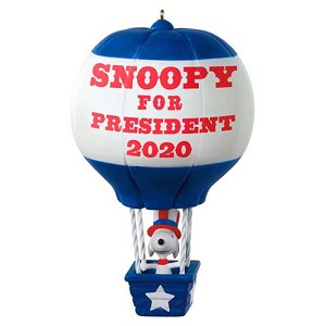 2020 Snoopy for President The PEANUTS Gang - LIMITED EDITION