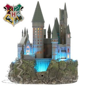2020 Hogwarts Castle, Tree Topper, Harry Potter Collection