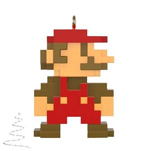 2020 8-Bit Mario, Miniature - PRE-ORDER NOW, SHIPS AFTER OCT 5