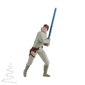 2020 Luke Skywalker Star Wars, Miniature
