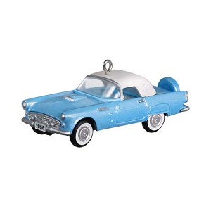 2021 1956 Ford Thunderbird, Lil' Classic Cars #4 , Miniature - PRE ORDER NOW - SHIPS AFTER JULY 12