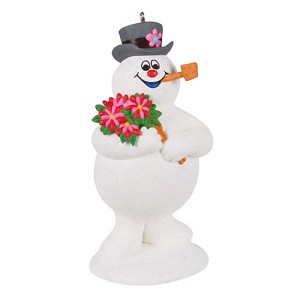 2021 A Holiday Bouquet Frosty the Snowman - PRE ORDER NOW - SHIPS AFTER JULY 12
