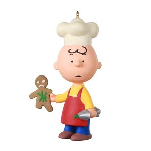 2021 Baker Charlie Brown, The PEANUTS Gang, Miniature - PRE ORDER NOW - SHIPS AFTER JULY 12