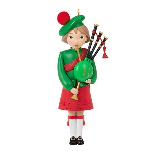 2021 Eleven Pipers Piping, The Twelve Days of Christmas #11 - PRE ORDER NOW - SHIPS AFTER JULY 12