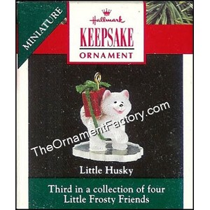 1990 Little Husky, Frosty Friends