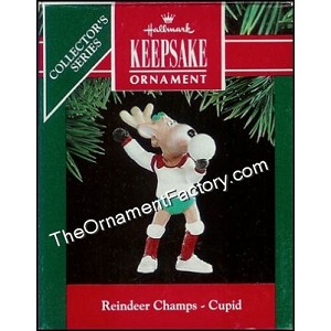 1991 Reindeer Champs #6, Cupid