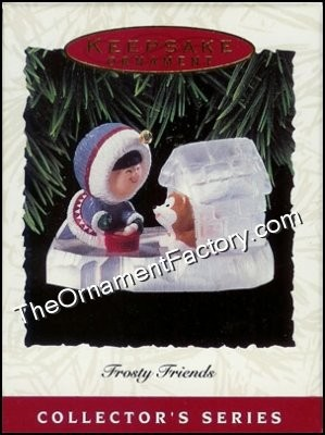 1993 Frosty Friends #14 - DB