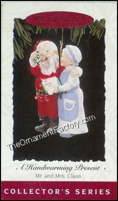 1994 Handwarming Present, Mr and Mrs Claus #9