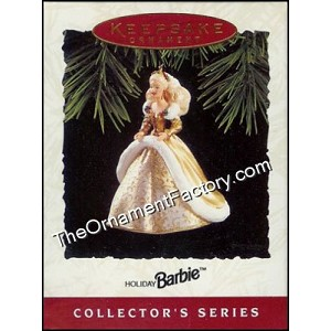 1994 Holiday Barbie #2