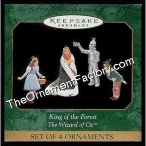 1997 King of the Forest, The Wizard of Oz