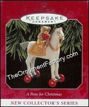 1998 A Pony For Christmas #1