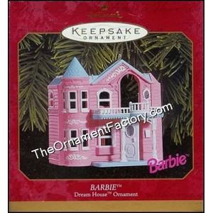 1999 Barbie Dream House