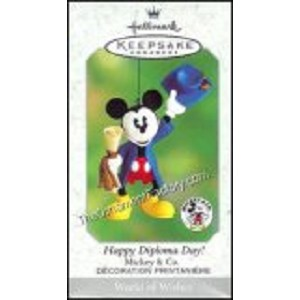 2000 Happy Diploma Day! Mickey & Co.
